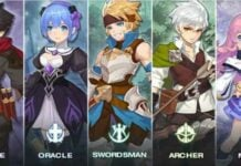 Guardians of Cloudia Classes Guide - Which Class to Choose?