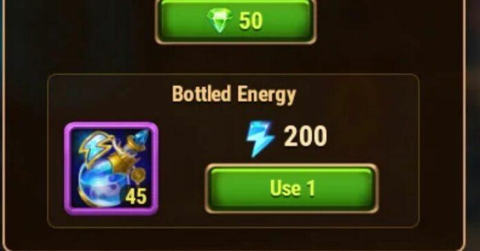 Best Way to Spend Energy in Hero Wars