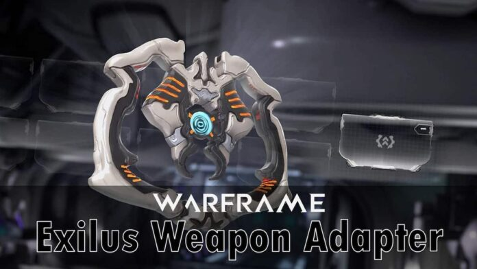 Exilus Weapon Adapter overview in Warframe