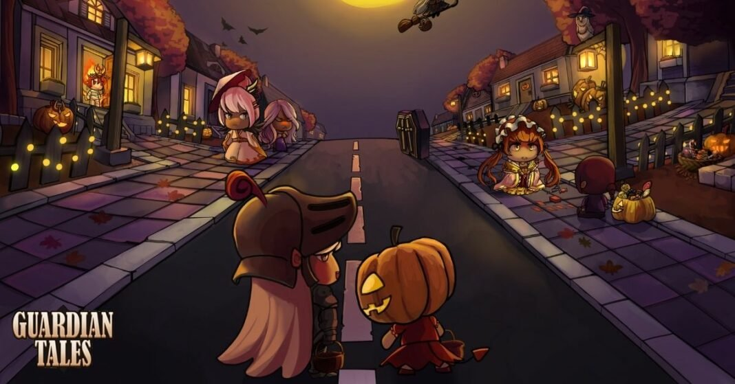Guardian Tales: How to Complete the Halloween Night Side Story