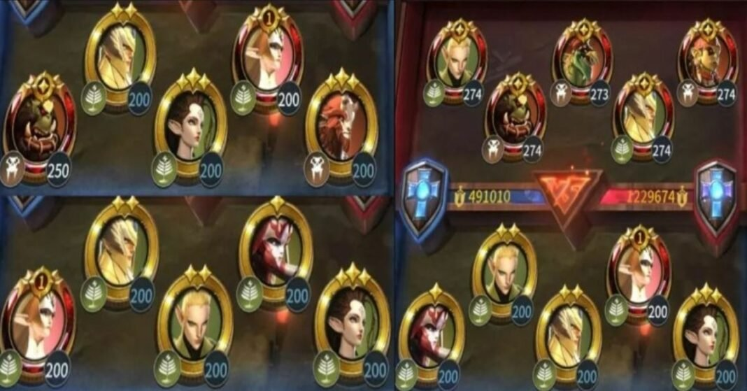 How to Upgrade and Level Up Your Heroes (Power Rating) in Magnum Quest