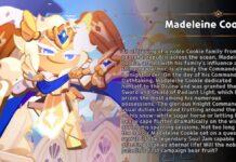 Madeleine Cookie Story