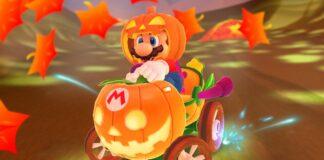 Mario Kart Tour Halloween Tour