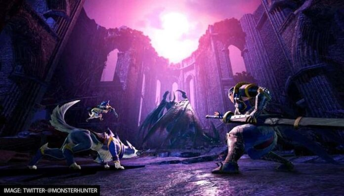 Monster Hunt Rise: Sunbreak poster