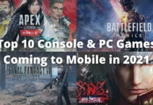Top 10 Console and PC Games Coming to Mobile - Touch, Tap, Play