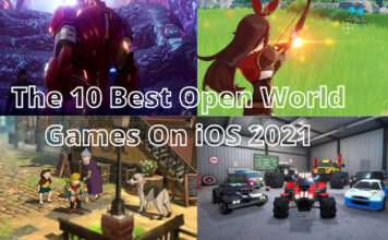 The 10 Best Open World Games On iOS 2021 - Touch Tap Play